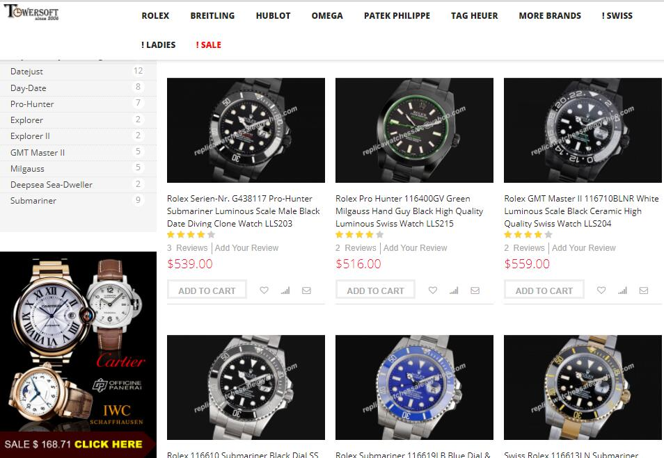replica Swiss Rolex watches sale price