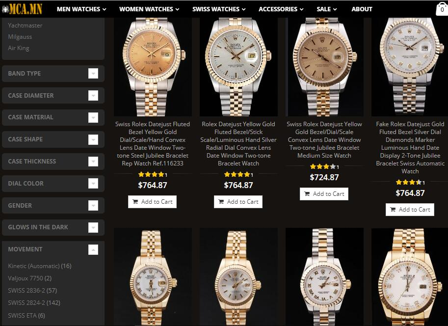 replica swiss Rolex watches sale