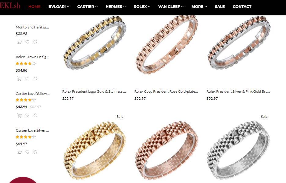 replica rolex bracelets sale in Australia